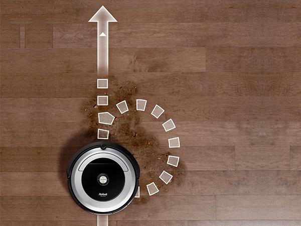 iRobot Roomba 690 làm sạch trọng điểm