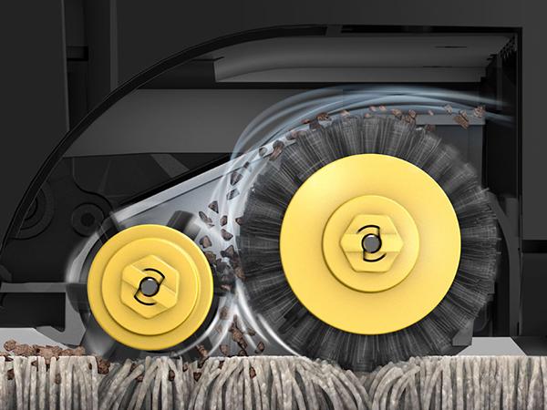 iRobot Roomba 690 Hệ thống bàn chải tối ưu