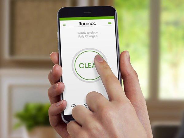 Ứng dụng iRobot Home