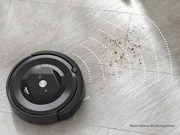 Dirt Detect ™ - Cảm biến thông minh