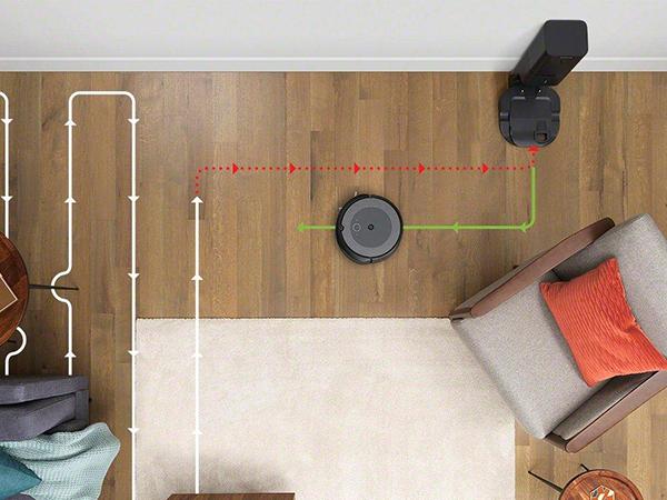 Roomba i3+ - Tự động về sạc