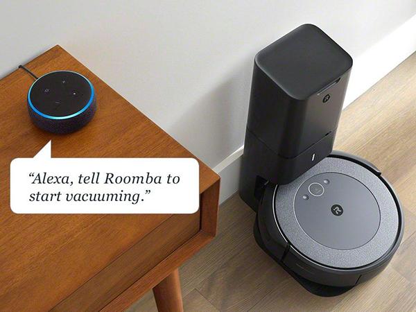 Roomba i3+ - Làm sạch chỉ bằng giọng nói