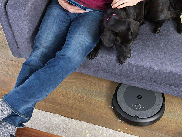 Roomba i3+ - Bàn chải cao su đa bề mặt kép