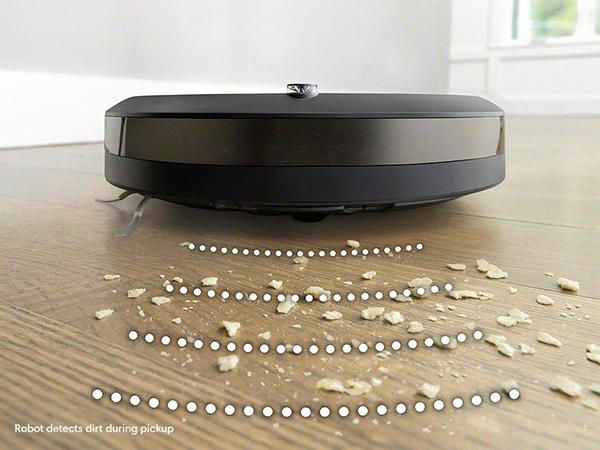 Roomba i3+ - Cảm biến nhận diện