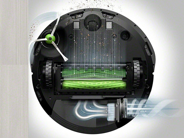 iRobot Roomba i3+ - Hiệu suất hút mạnh mẽ