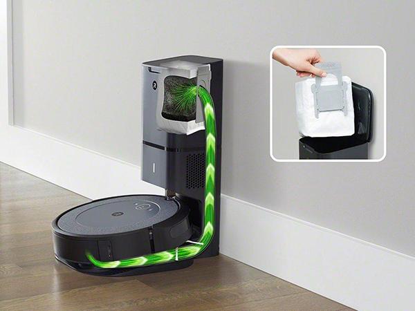 iRobot Roomba i3+ Tự làm trống thùng rác