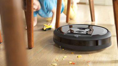 Tiết kiệm đáng kể khi sử dụng Robot hút bụi iRobot Roomba mạnh mẽ.