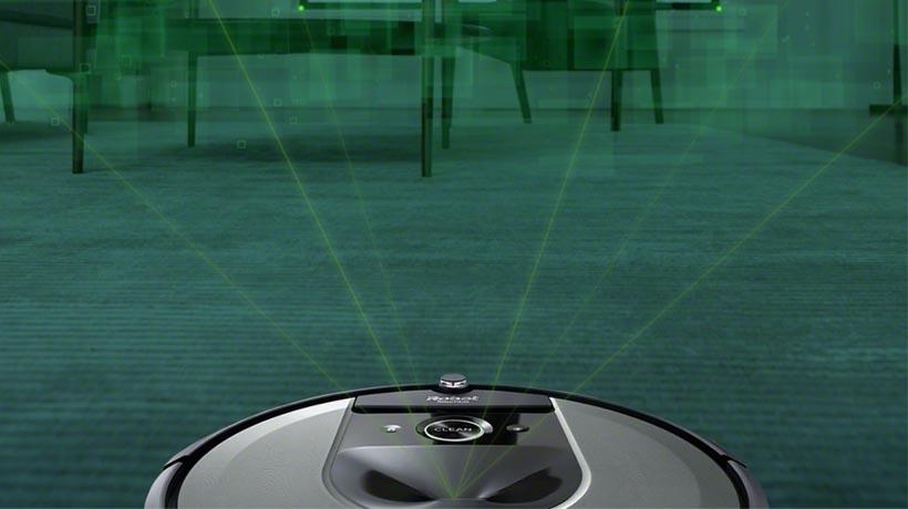 Công nghệ điều hướng iAdapt 3.0 mới nhất kết hợp vSLAM Navigation