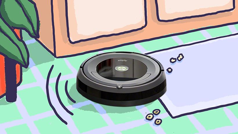 Roomba có thể hút nước trên sàn không?