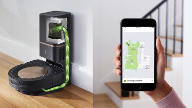 robot tự đổ rác iRobot Roomba s9 plus