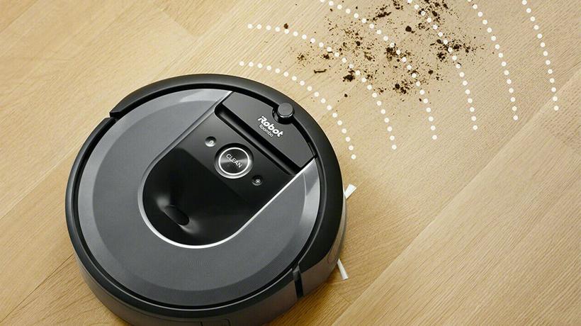 Độ ồn robot hút bụi Roomba