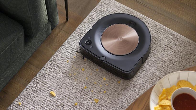 Robot hút bụi thông minh iRobot Roomba s9