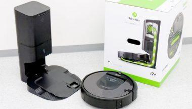 robot hút bụi iRobot Roomba i7 plus