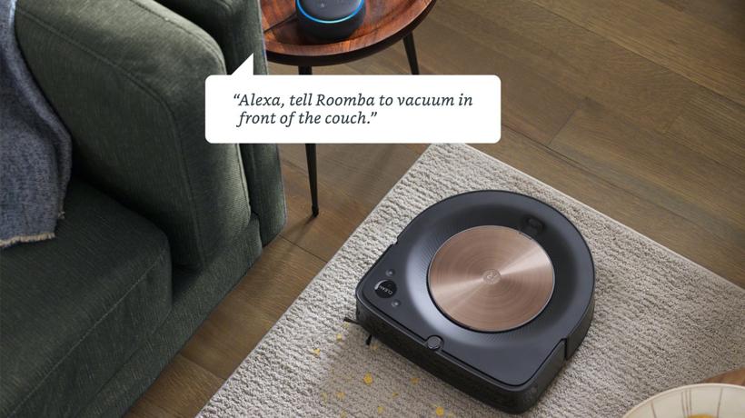 Robot hút bụi Roomba mới nhất iRobot Roomba s9