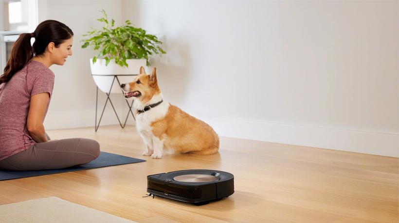 robot hút bụi Roomba