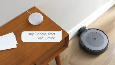 thiết bị dọn dẹp nhà thông minh robot hút bụi iRobot Roomba i3