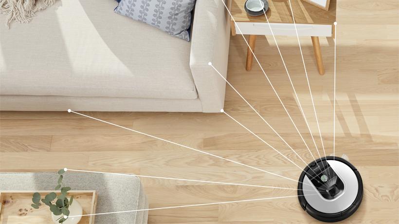 Các tính năng khác của robot hút bụi iRobot Roomba