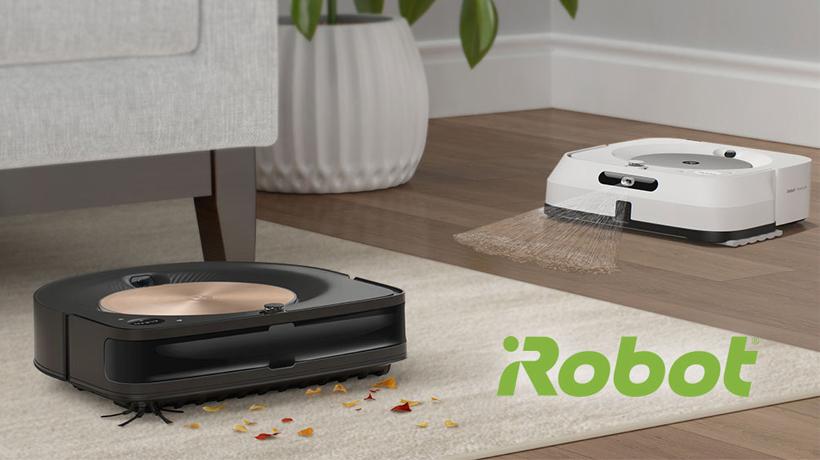 robot hút bụi iRobot Roomba