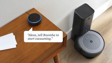 robot hút bụi Roomba i3 plus