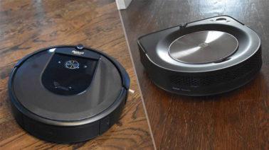 so sánh Roomba s9 với i7
